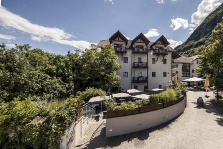 Hotel Masatsch für behinderte Menschen in Südtirol