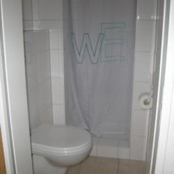 Sanitärbereich im Gruppenhaus Ostseehof für Menschen mit Behinderung
