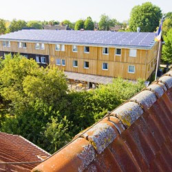 barrierefreies deutsches Gruppenhaus Ferienhof Kieler Bucht an der Ostsee