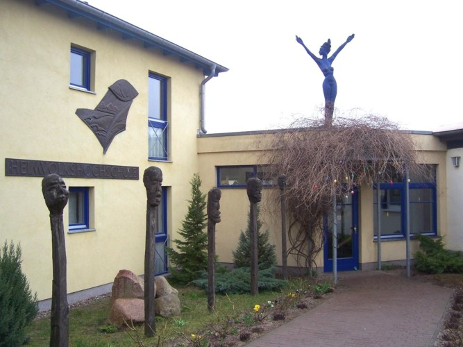Das Gruppenhaus Greifswalder Bucht am Meer in Deutschland für Kinder und Jugendfreizeiten.