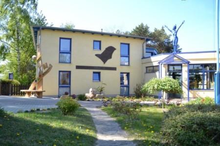 Das Freizeithaus Greifswalder Bucht am Meer in Deutschland für Kinder und Jugendreisen.
