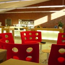 Foyer im Gruppenhaus Fit Hotel Much - Bergisches Land*** in Deutschland.