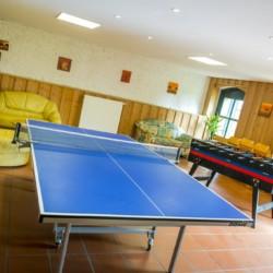 Aktivitätsraum im Freizeitheim Dornach in Bayern für Jugendfreizeiten