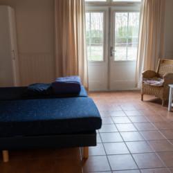 NLEE Ein Zimmer im Gruppenhaus Eelink in den Niederlanden.