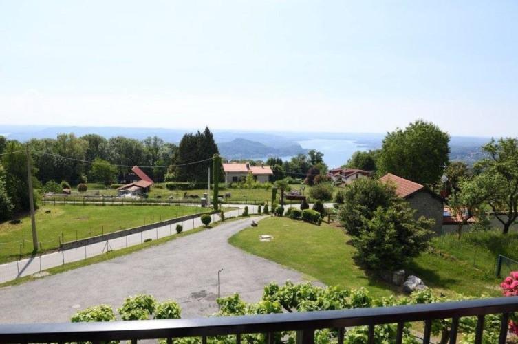 Die Aussicht aus dem Freizeitheim La Capannina in Italien.
