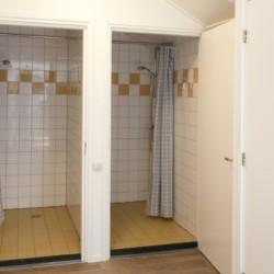 gute Duschen im handicapgerechtem Gruppenhaus. Niederländisches Handicaphaus für Rollifahrer Het Keampke Beuk