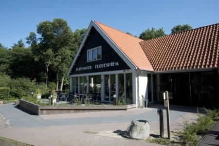 Das Gruppenhaus Fredeshiem in den Niederlanden.