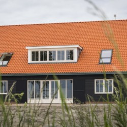 barrierefreies niederländisches Gruppenhaus Het Hooge Huis in Nordseenähe für Menschen mit Behinderung