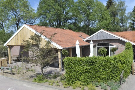 Das niederländische Freizeitheim Haus Linde.