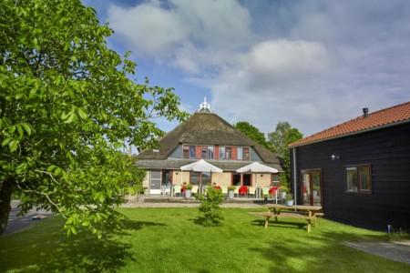 handicapgerechtes Gruppenhaus Zonneroos in den Niederlanden