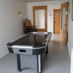 Das Gruppenhaus Thy Bo in Dänemark bietet zahlreiche Freizeitangebote.