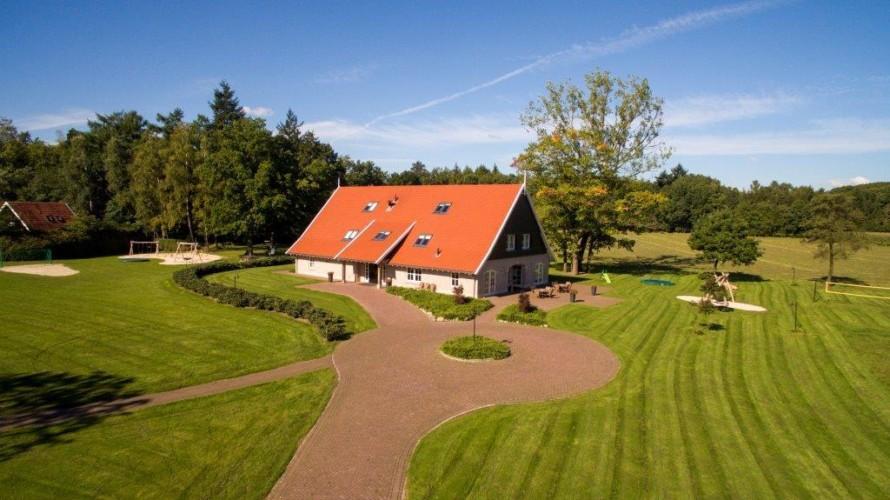 Das Gruppenheim De Sterre für barrierefreie Freizeiten in den Niederlanden.