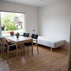 4er Zimmer in dänischen Gruppenhaus Thy Bo am Limfjord