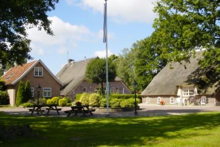 Das Gruppenhaus De Boerschop für barrierefreie Gruppenreisen in den Niederlanden.