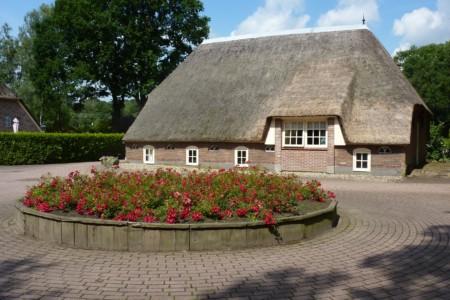 Das niederländische Gruppenhaus De Regge für barrierefreie Gruppenreisen.